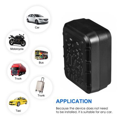 Osmewy 4G LTE Car GPS Tracker Magnetic for Vehicles Motorcycle Truck Tracking Device Built-in Strong Magnet Anti-Theft Vibration Alarm Real Time Ultra Long Standby 3400mah No Monthly Fee F05A